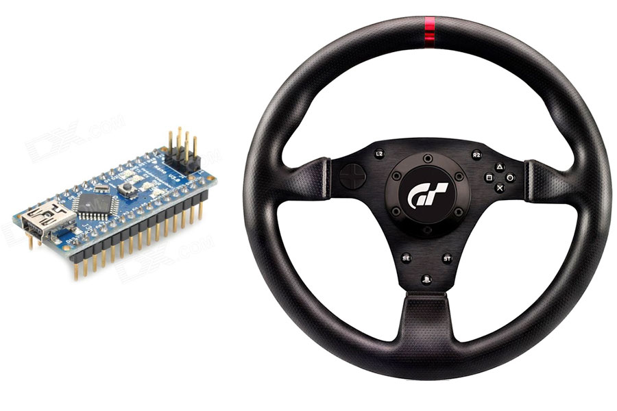 Emulating T500 GT with Arduino